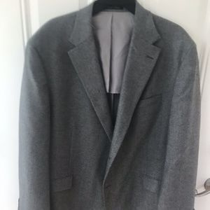 Men's 2 Button Sports Coat